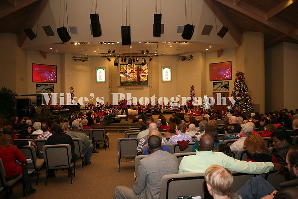 Ridgeway Christian School Christmas Program