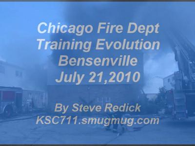 7-21-10  Chicago training in Bensenville
