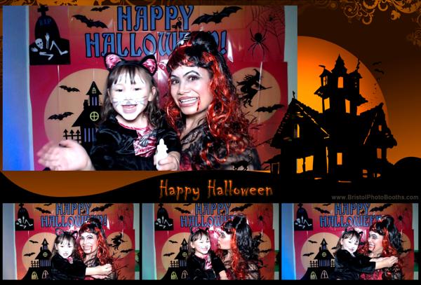 Halloween Party -Photo Pod
