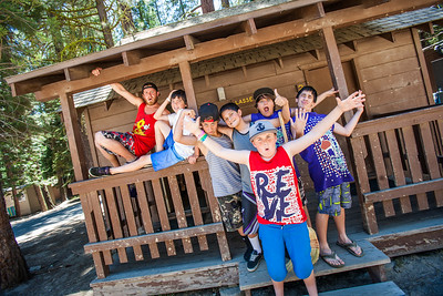 Cabins/All Camp Photo