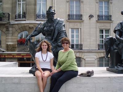 Selected Mom & Merritt in Paris