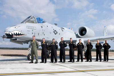 A-10 East Coast Demo Team