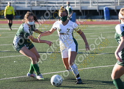 Mansfield - King Philip Girls Soccer 10-9-20