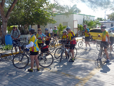 Yucatan Bicycle Adventure