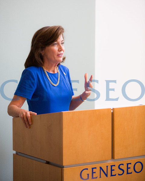 Kathy Hochul Visit ( Sexual Assault Awareness)