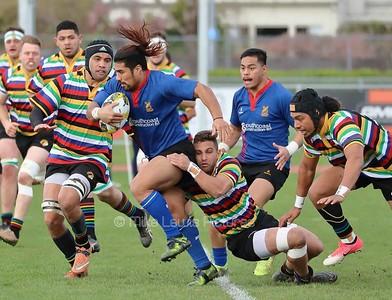 25 August: Centurions Development (31) v Wellington Samoans (28)