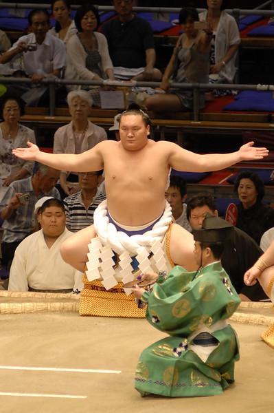 Nagoya Sumo 2011