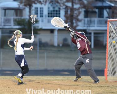 Girls Lacrosse: Broad Run Girls vs Stone Bridge (Photos by Tom Lighton)