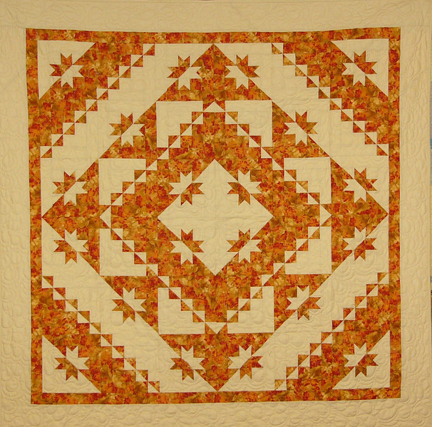 Reflections of. a Linda Ballard pattern