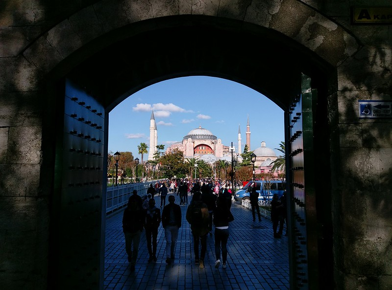 Hagia Sofia Museum - Istanbul, Turkey