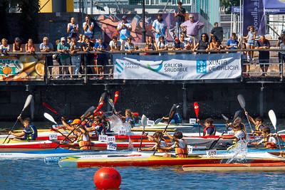 Ciclo 2 - Copa Abanca de Kayak de Mar