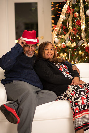 Glenn & Cheryl's Holiday Portraits