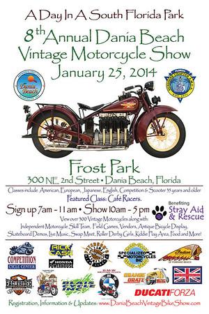Vintage Bike Show 2014