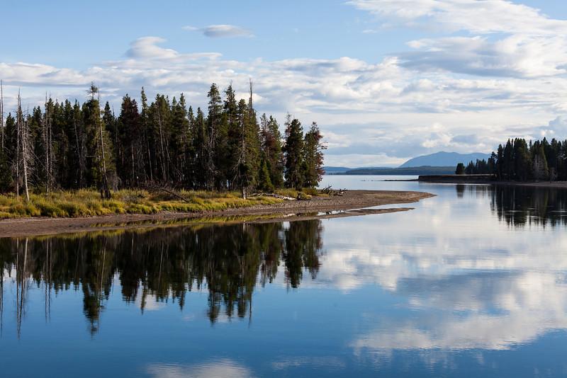 Lake Yellowstone