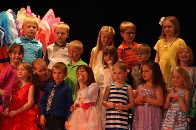 Kindergarten spring concert