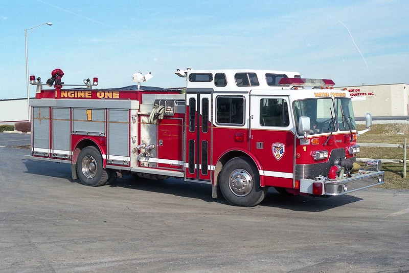 WAYNE TOWNSHIP  ENGINE 1  1993 DUPLEX - YOUNG   1500-1000-60F   REPAINTED  OFFICERS SIDE.jpg