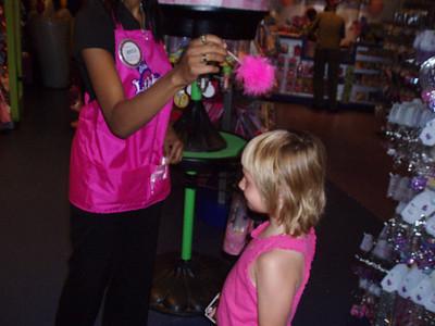 Maddie's Birthday 2008