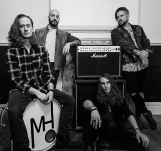 """MONARCH FOLLOWS UP """"THE FRAY"""" WITH  NEW SINGLE """"PEARLS"""""""