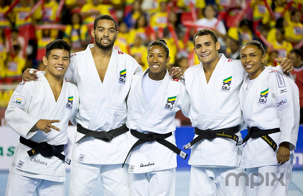 Desafio Internacional de Judô - Brasil x Argentina