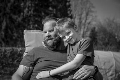 Scott & Vikki Family Portraits