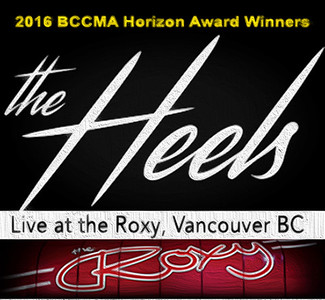 The Heels - Live at the Roxy Nighclub - March 19, 2017