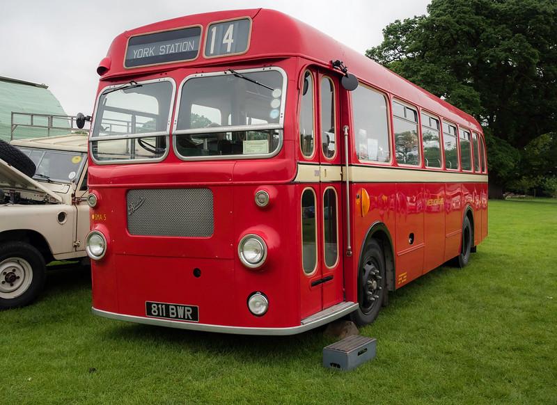 1962 Bristol SUL4A Bus