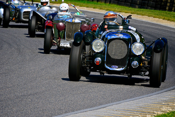 2016 Lime Rock vintage On Track