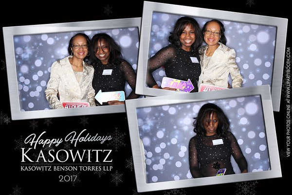 Kasowitz Holiday Party