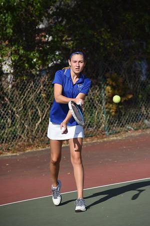 Girls Tennis A – 2015