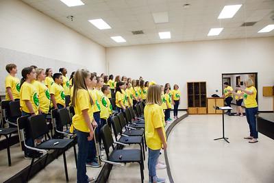 Campbell Childrens Choir Camp (C4) 6/17/16