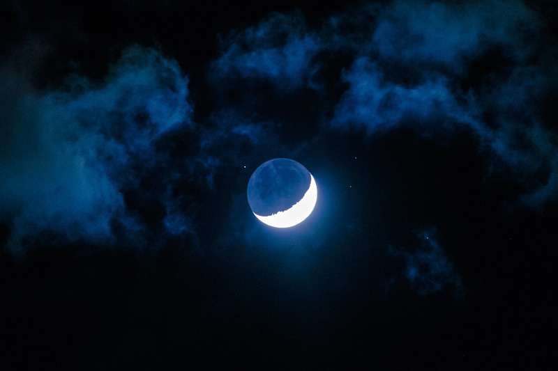 Day 61: Crescent Moon
