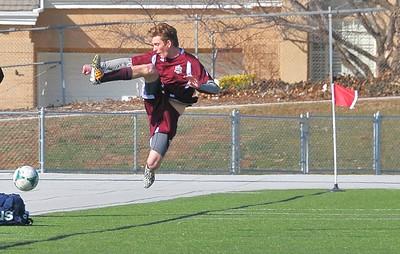 2016 Jordan High School Soccer