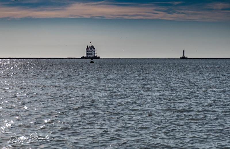Elyria, Ohio on Lake Erie