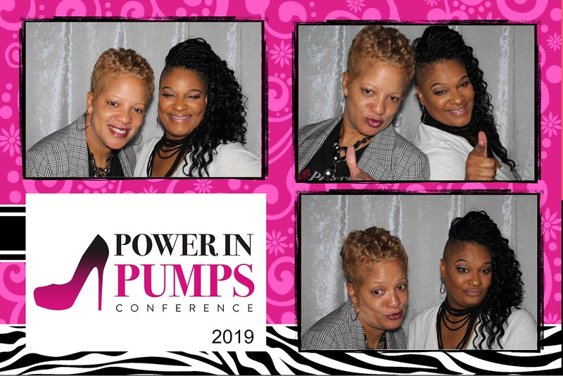 Power in pumps