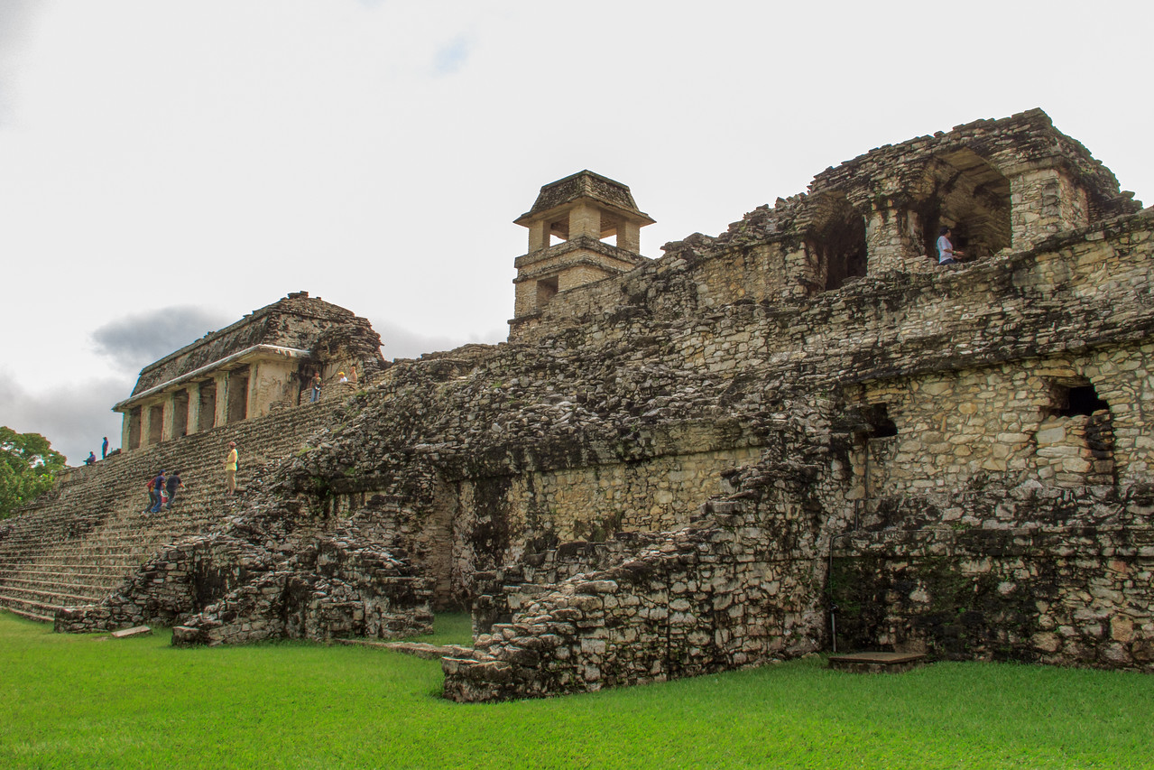Archeologists are Still Uncovering Mysteries at the Palenque Ruin Site