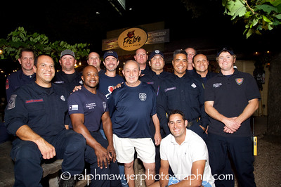 SAFD @ Fralo's Pizza on 9-11