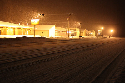 Snow Photos, Morning, South Tamaqua (1-18-2011)