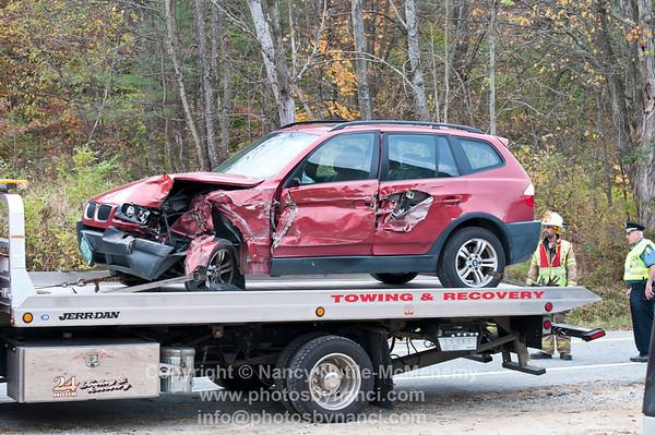 Rte 106 Car Accident