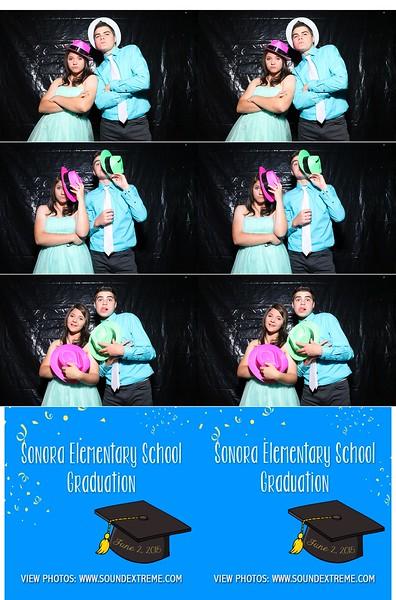 Sonora Elementary Graduation 2015