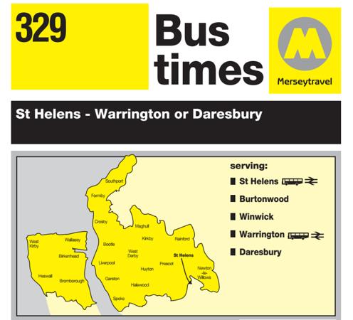 Merseyside - St Helens