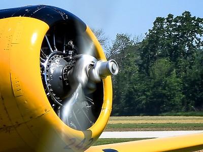 More Harvard Flight Images