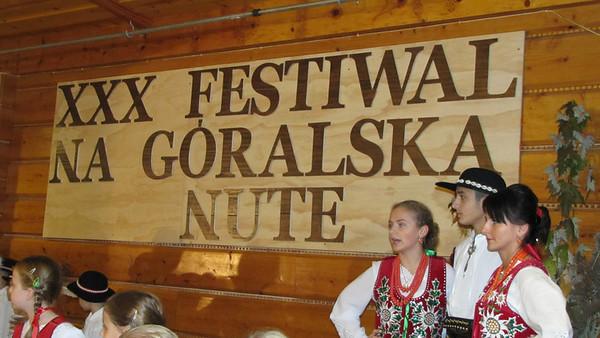 XXX Festiwal Na Góralską Nutę