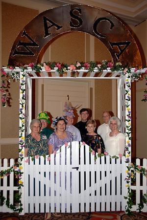 2008 49th Dancing Through the Enchanted Garden Gate