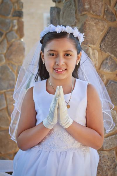 Basaldua Communion