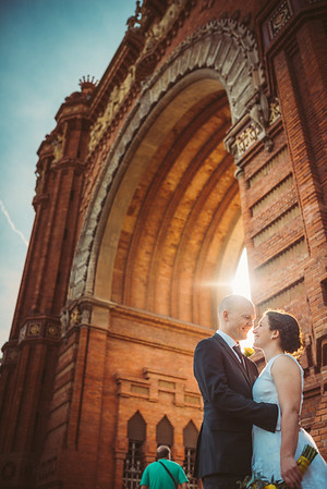 Michelle & Erik | Barcelona
