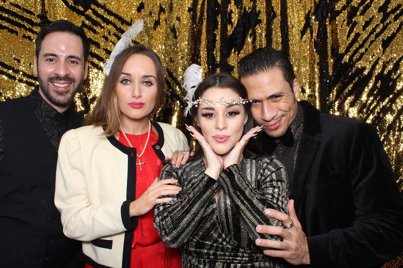 Gatsby Roaring 20's NYE Party