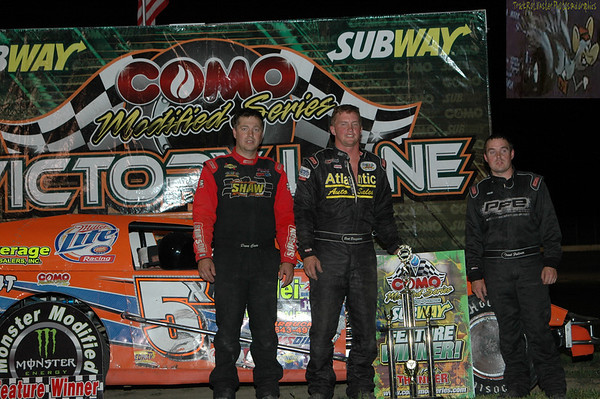 Como Mod Series -Modifieds - July 21, 2010