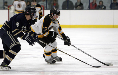 Bishop Fenwick vs. St. Mary's (Lynn) Boys Hockey