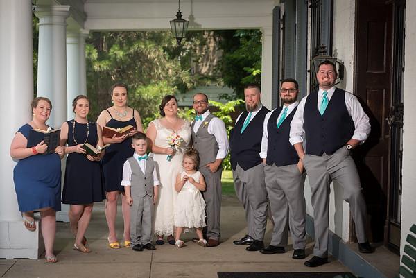 Milne Bailey Wedding
