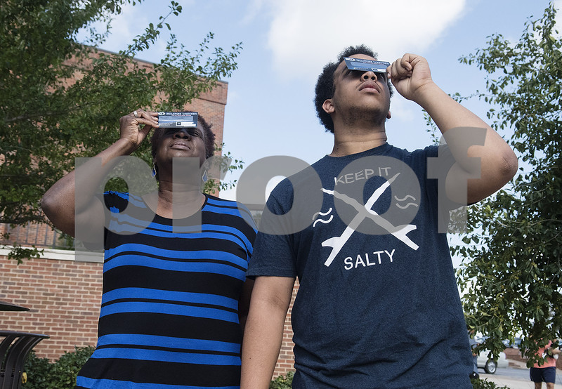 Museum hosts solar eclipse viewing party